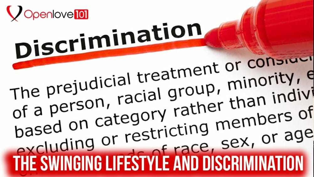 swinger lifestyle discrimination
