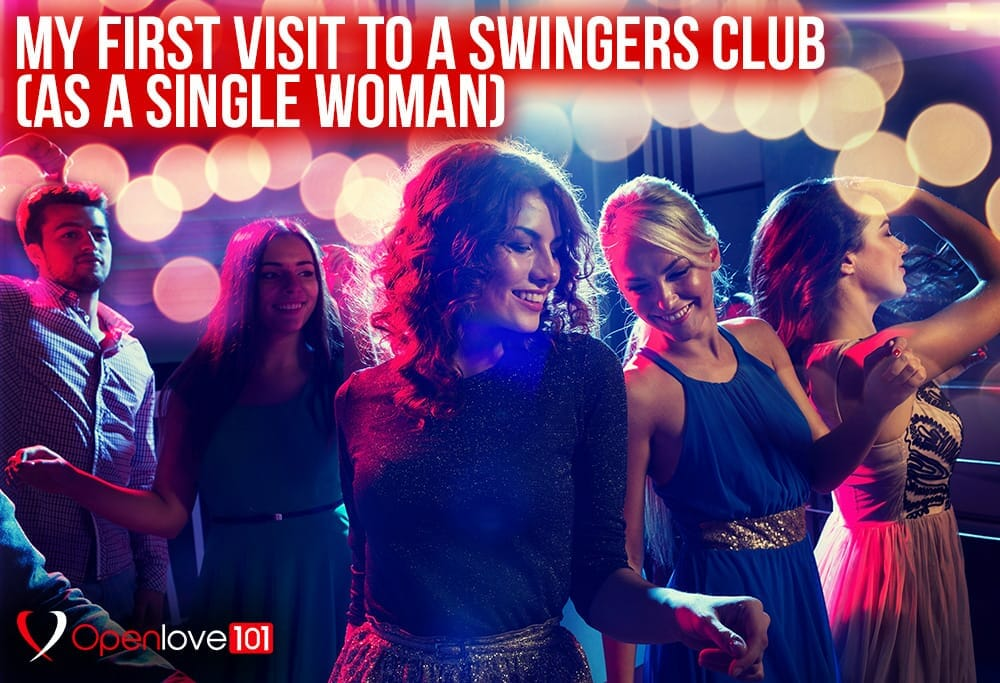 First visit to a swinger club Our visit to a swingers club - Free First Time Story on
