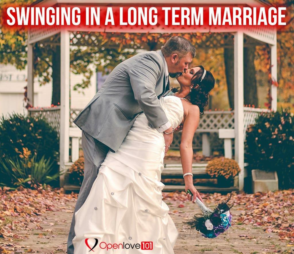 Swinging marriage